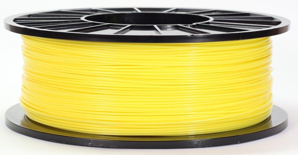 3dmakerworld plástico filament – Pla (4043d) amarillo de 1,75 mm 1 ...