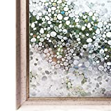 Window Film 3D Static Privacy Decoration Self Adhesive for UV Blocking Heat Control Glass Stickers,23.6x78.7 Inches