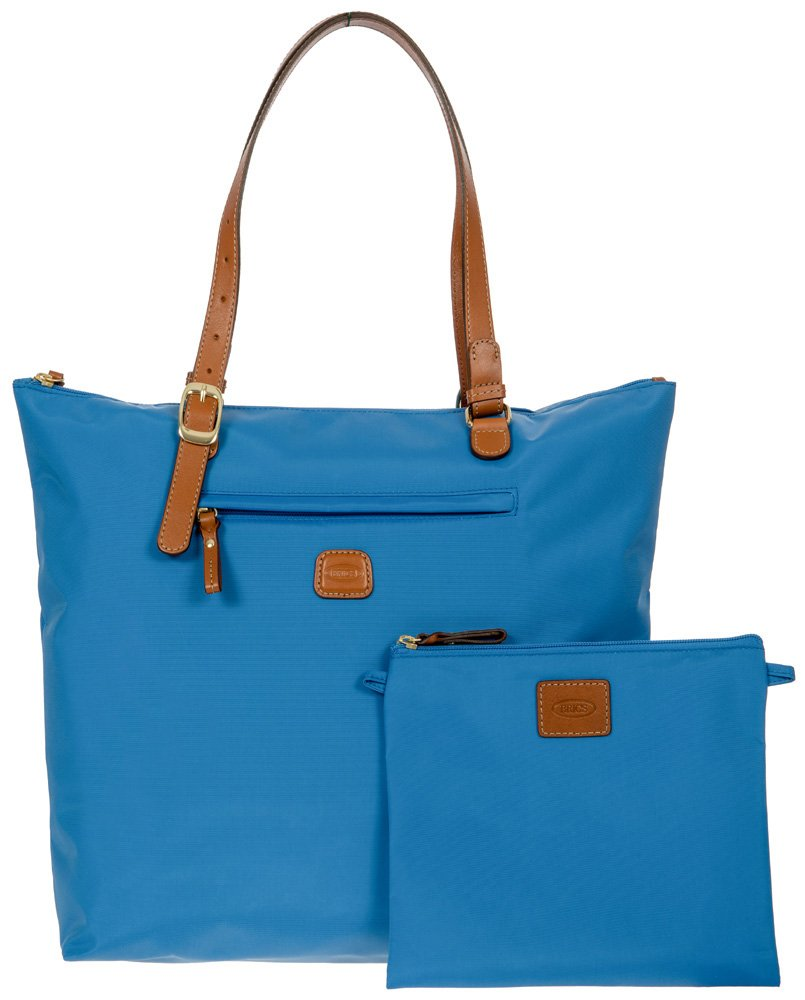de5e799013d Bric's Milano Unisex X-Bag Sportina Grande Shopper Cornflower Travel Tote
