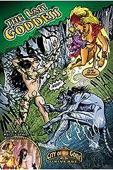 The Last Goddess (City of the Gods Universe) Comic