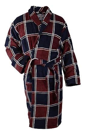 Men s Luxury Velour Dressing Gown 0b3056717