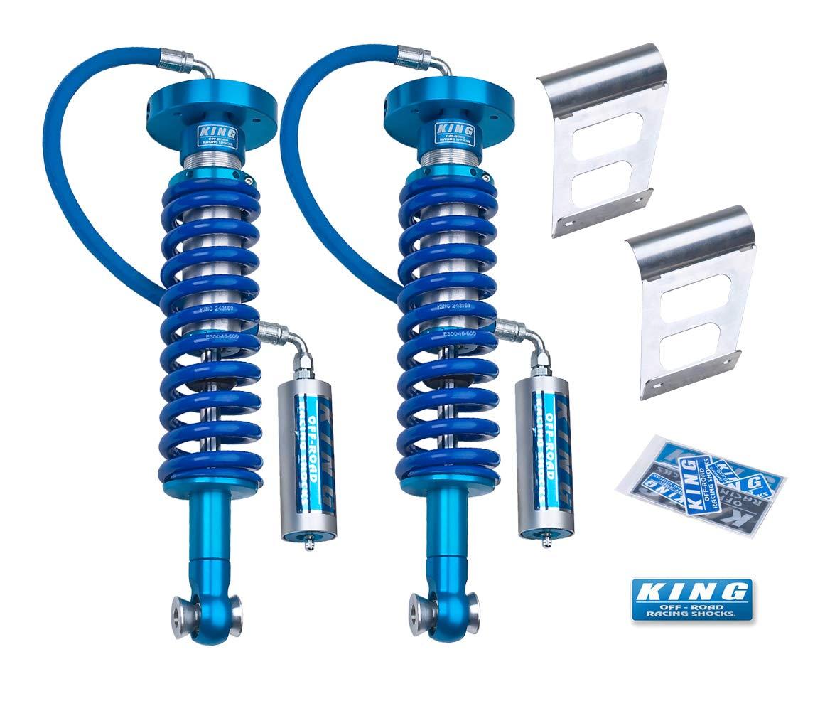 King Shocks 25001-213 Performance Coil Over Shock Kit Performance Coil Over Shock Kit