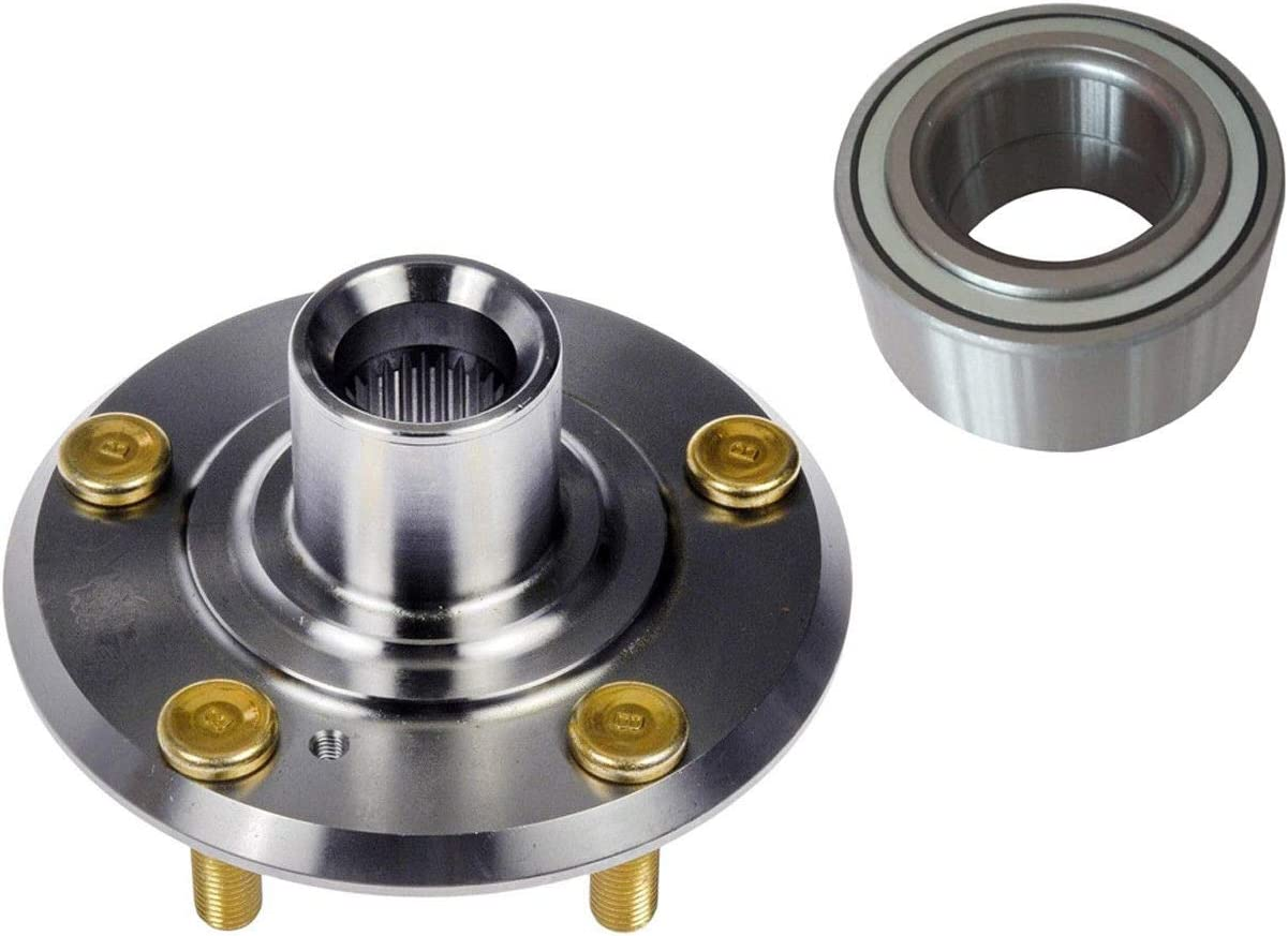 DTA D930300+NT510058 Front Wheel Hub or Kit Bearing Sales of SALE items from new works R Branded goods Left
