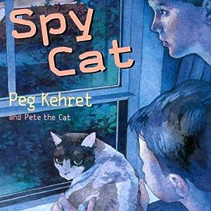 Spy Cat Audiobook