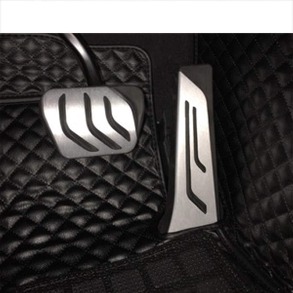 Adatto per BMW 1 2 3 4 Serie F20 F21 F22 F30 F31 F34 F32 GT 318 320i LUVCARPB Coperchio pastiglie Piastra Pedale Freno a Pedale Auto