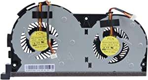 Eathtek Replacement CPU Cooling Fan for Lenovo Touch Y50 Y50-70 Y50-70AM Y50-70AS Series, Compatible Part Number FFGY DFS501105PQ0T