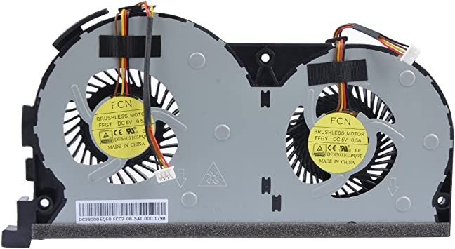 for Lenovo Y50 Y50-70AS Y50-70A Y50-70  laptop cpu fan cooler EG60070S1-C060-S99