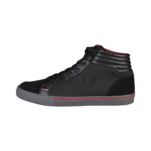 Sergio Tacchini Sneaker Alta Nero EU 43  Amazon.it  Scarpe e borse 7393d923b59