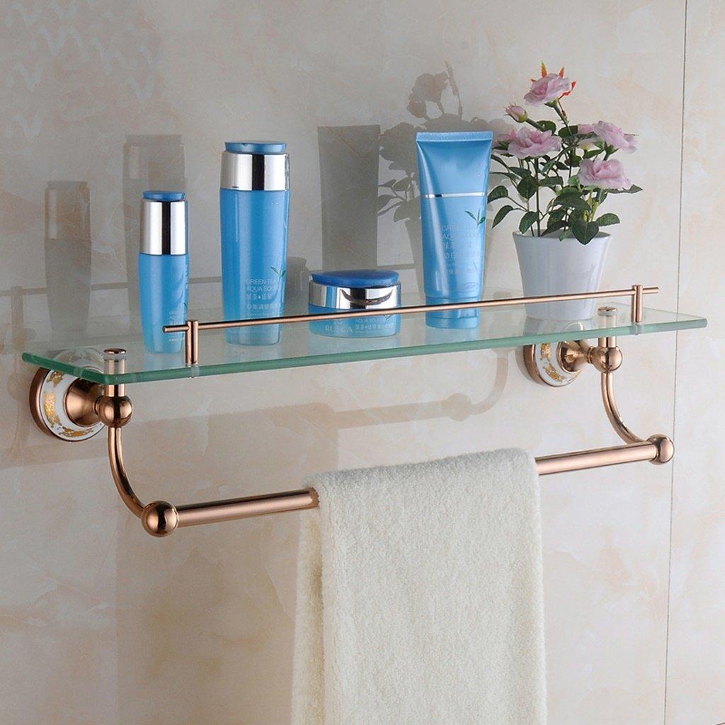 Amazon.com: European Style All Bronze Rose Gold Single Layer ...