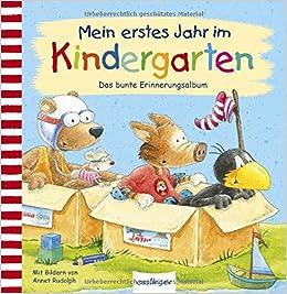 Der Kleine Rabe Socke Mein Erstes Jahr Im Kindergarten Das Bunte