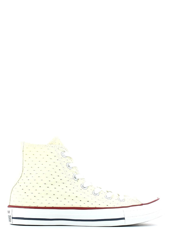 Converse Damen Schuhe Chucks All Star Chuck Taylor CT Hi Hellgelb Sneakers Gelb Größe 40