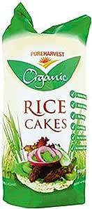 Pureharvest Organic Rice Cakes, 150g