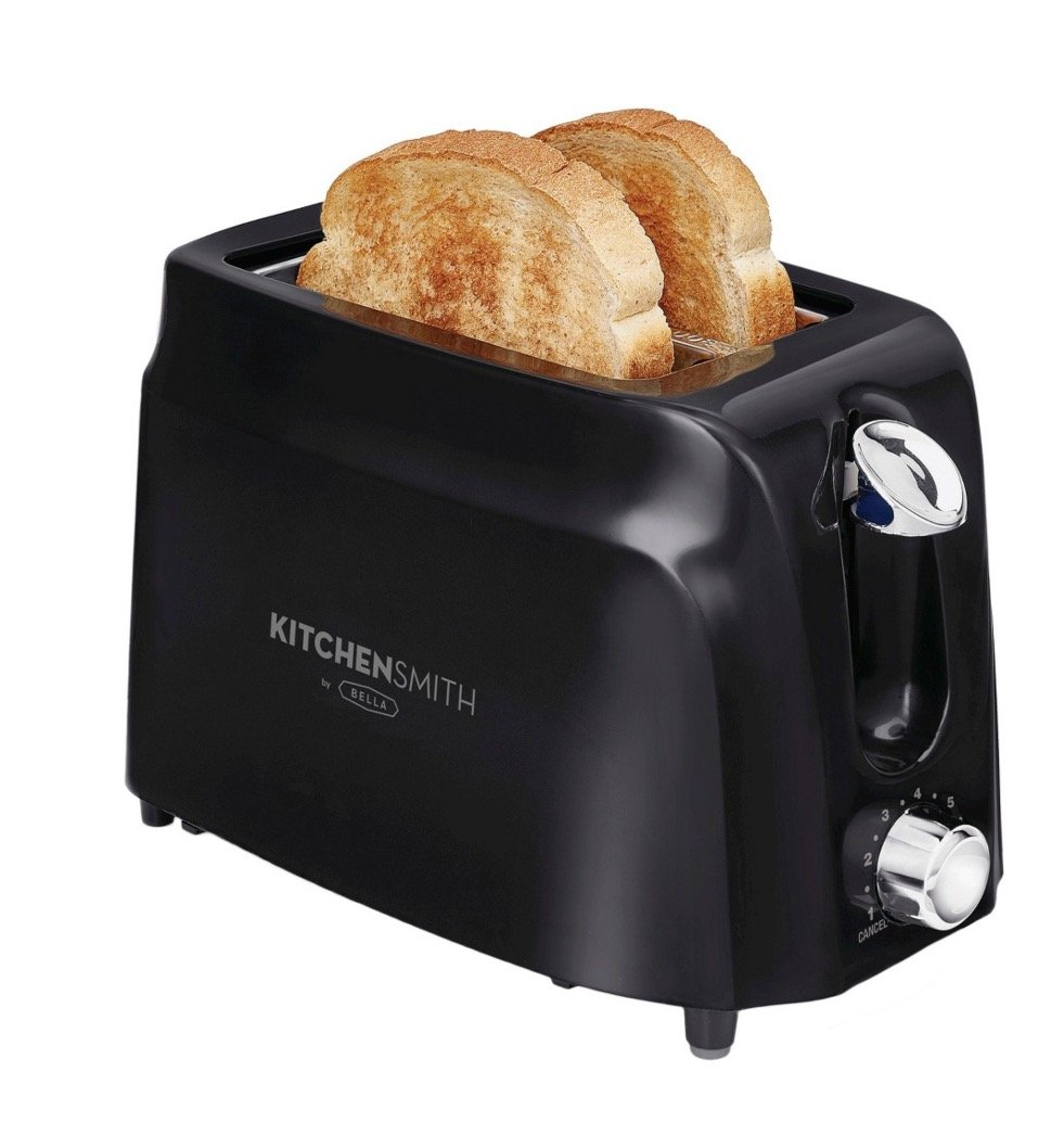 Kitchen Smith by BELLA 2 Slice Toaster (1)