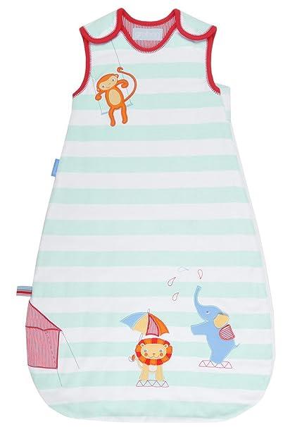 Gro Circo - Saco de dormir premium, para 18-36 meses, 98 cm
