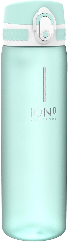 Ion8 Botella Agua Sin Fugas, Sin BPA, 500 ml