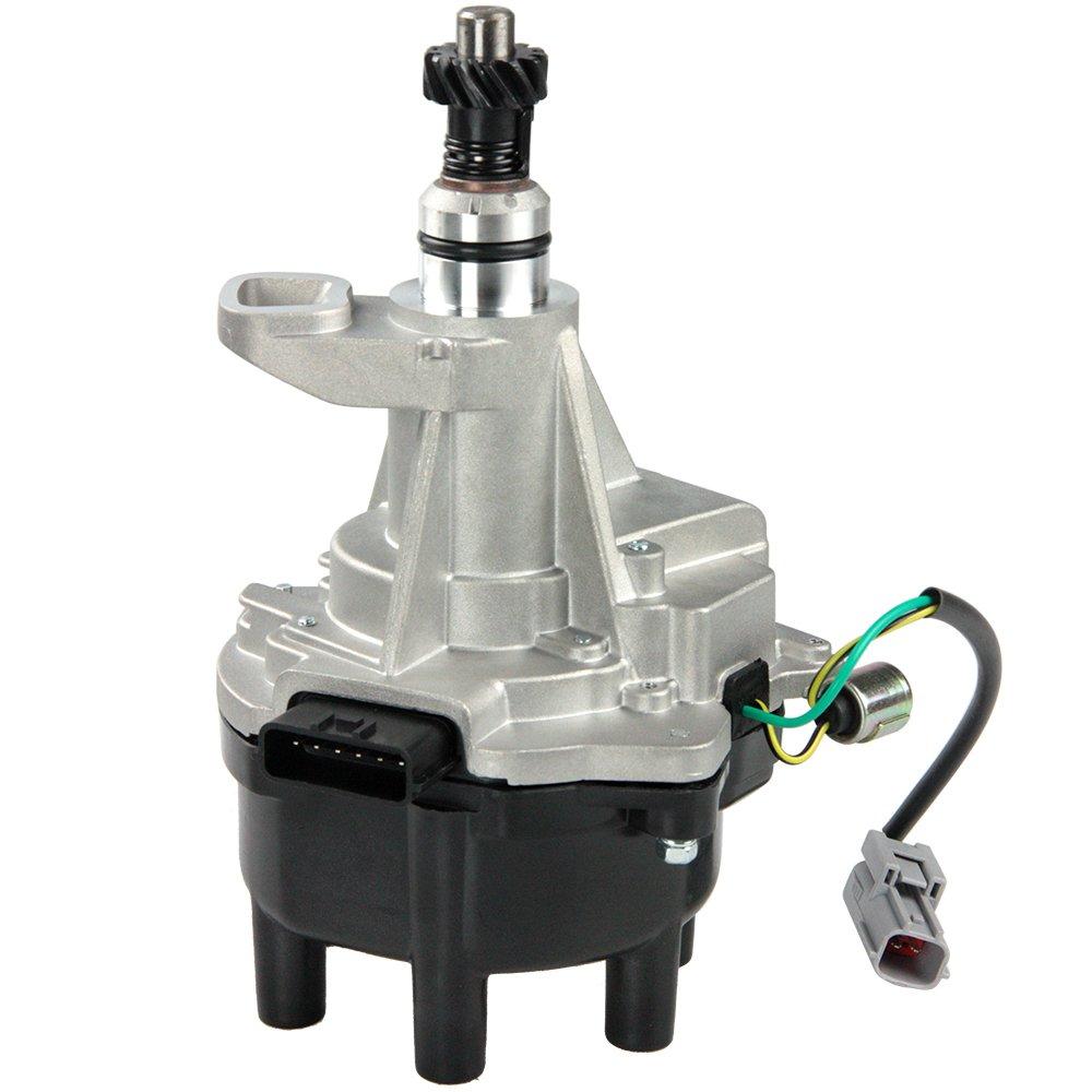 Ignition Distributor for 96-04 Nissan Pathfinder Frontier Xterra Quest 3.3L V6 fits 221001W601 Zhande