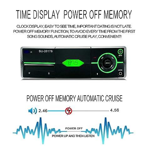 Coche Reproductor de MP3 Bluetooth Llamada Soporte para teléfono ...