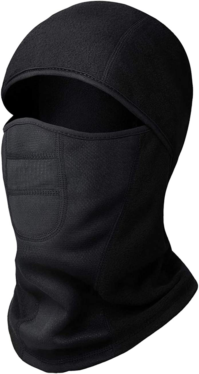 Your Choice Fleece Balaclava Ski Face Mask for Cold Weather for Men Women
