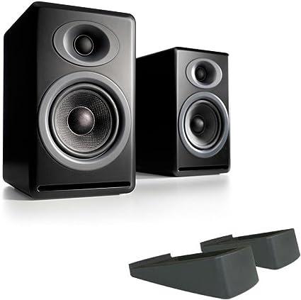 Pair Audioengine DS2 Desktop Speaker Stands for A5 Black or P4