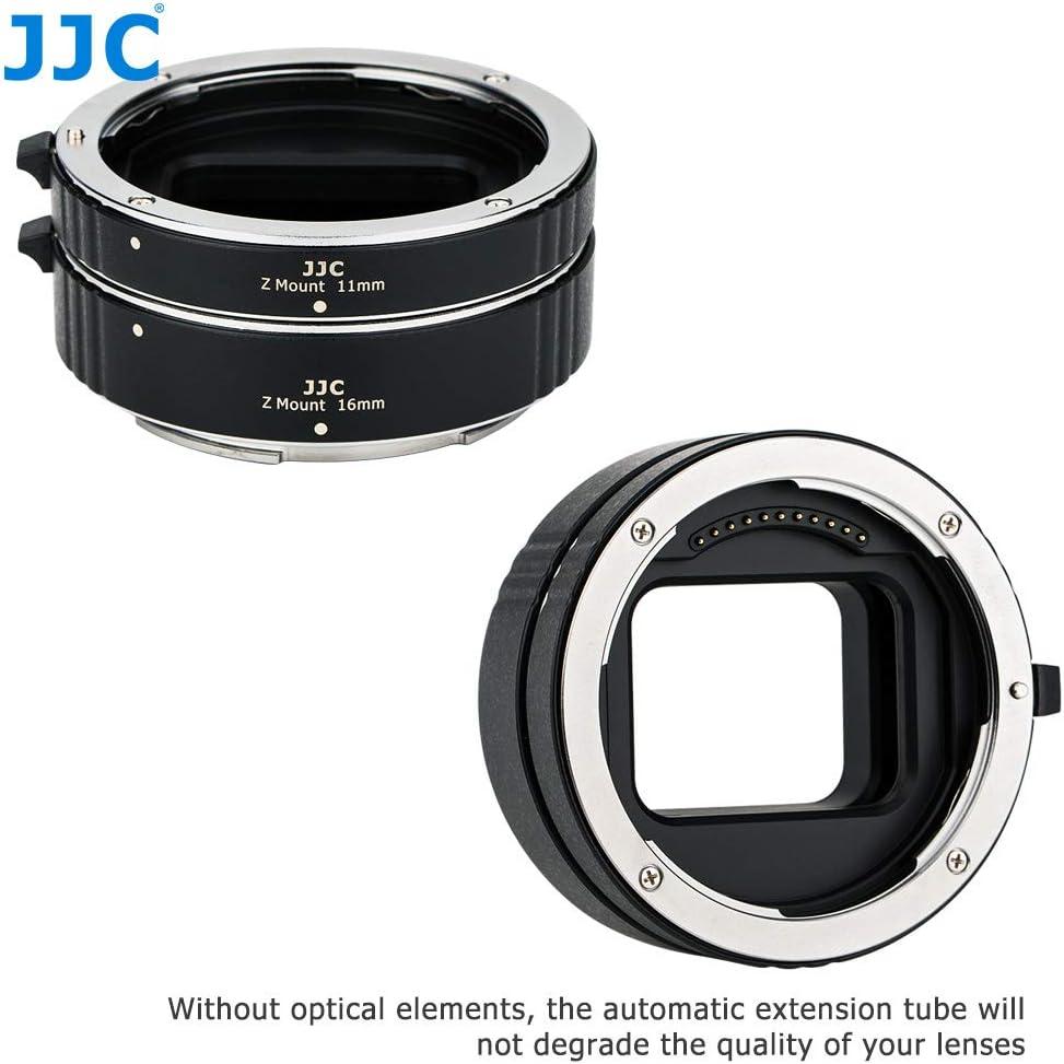 JJC Metall Autofokus-Zwischenringe Z50 usw AF fr Makrofotographie ...