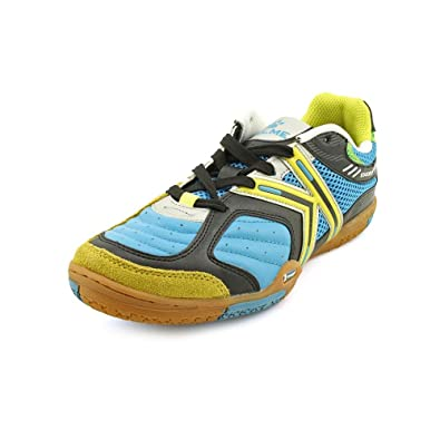 f8c56bbc7 Kelme Michelin Star 360 Indoor Soccer Shoes 6.5 D(M) US Turquoise