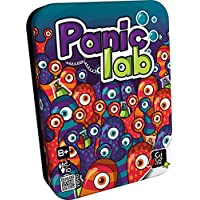 Gigamic Panic Lab Game, Multi Color