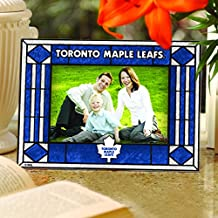 Toronto Maple Leafs Horizontal Art Glass Picture Frame