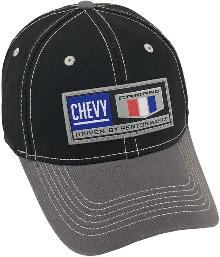 H3 Sportsgear Chevy Flagged Camaro Adjustable Hat