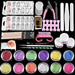 Acrylic Nail DIY Nail Kit Manicure Set for Beginners