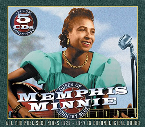 Queen of Country Blues 1923-1937 (Bumble Minnie Memphis Bee)