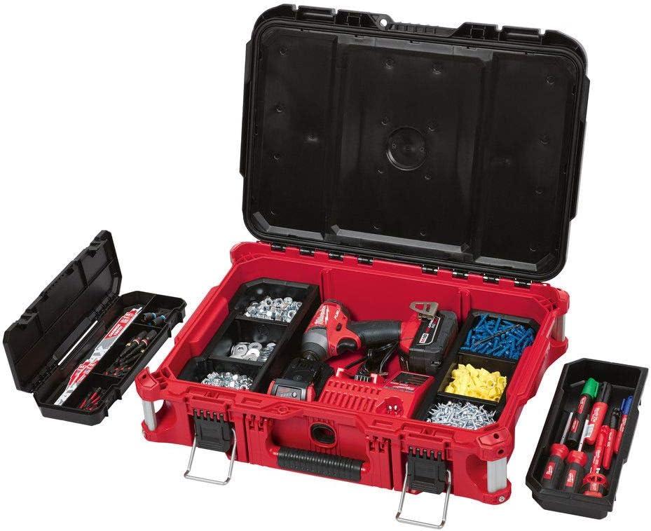 Caja de herramientas Packout 48-22-8424: Amazon.es: Bricolaje y herramientas