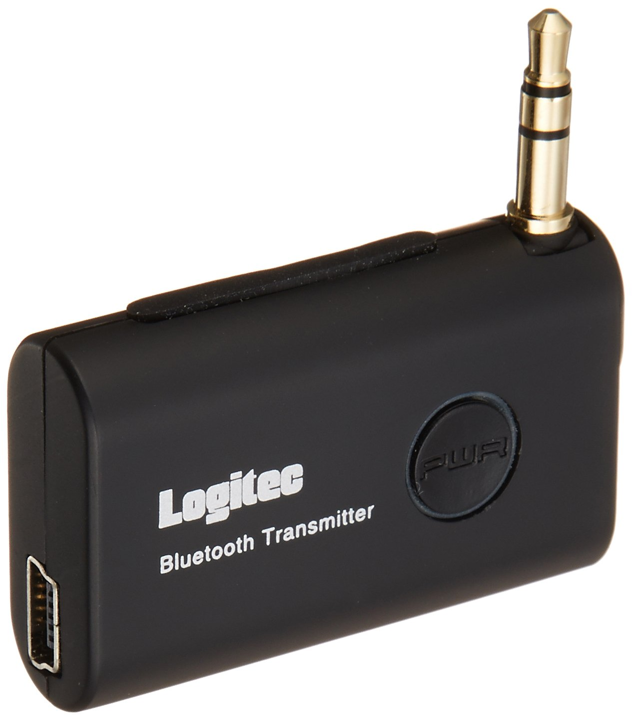 Logitec Bluetooth2.1 Audio Transmitter USB black LBT-AT100C2 F/S