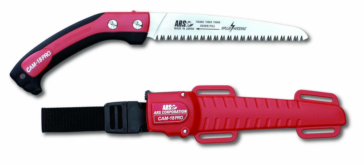ARS SA-CAM18PRO Arborist Saw, 6.5-Inch by ARS