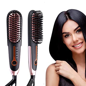 The 8 best hair straightening brush for short hair