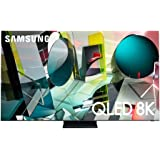 SAMSUNG 85-inch Class QLED Q950T Series - Real 8K Resolution Direct Full Array 32X Quantum HDR 32X Smart TV with Alexa Built-