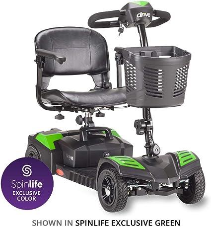 Amazon.com: Drive Medical Scout - Patinete de 4 ruedas ...