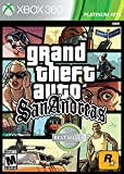 xbox 360 games grand theft auto - Grand Theft Auto: San Andreas - Xbox 360
