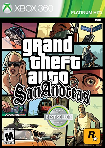 Grand Theft Auto: San Andreas - Xbox 360 (Gta San Andreas Cheats Xbox)