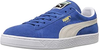 Puma Unisex Adults' Suede Classic + Sneakers Blue Puma Unisex Adults' Suede Classic + Sneakers Blue 356568