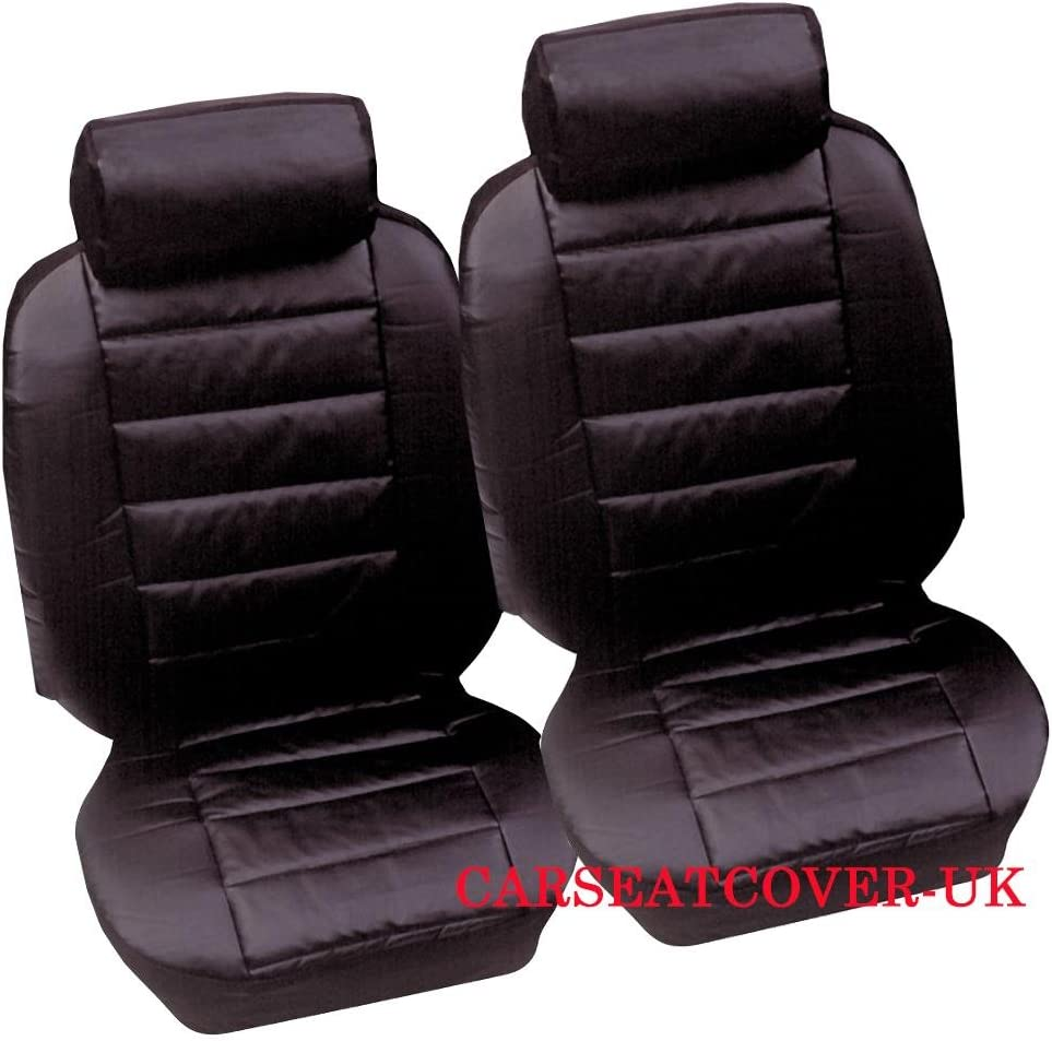 10-ON HD WATERPROOF SINGLE BLACK SEAT COVER for FORD C-MAX