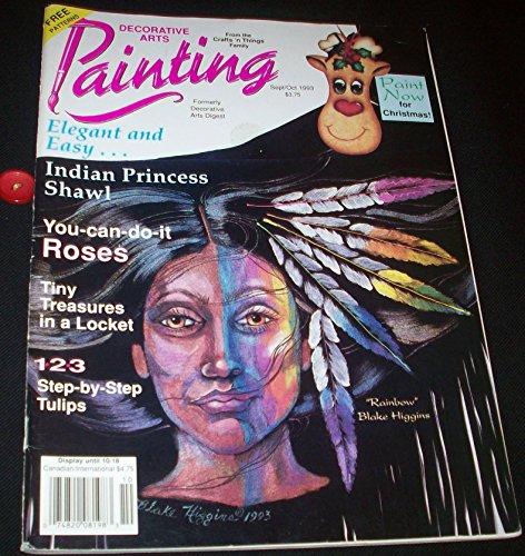 Decorative Arts Painting September/October 1993 (Vol. VIII, No.5) -