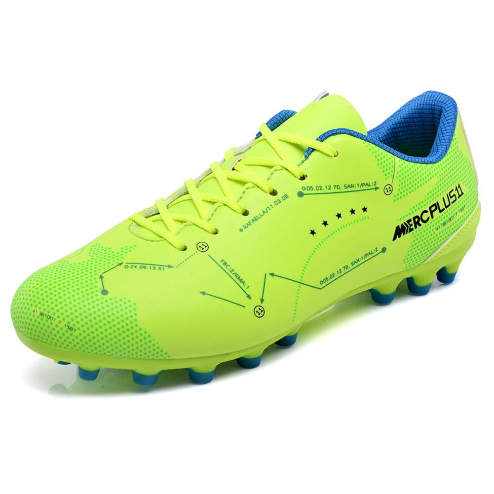 86f314023 STEELEMENT Boys Football Boots Kids Moulded Stud Soccer Shoes Uppers Soft Ground  Football Shoes