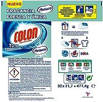 Colon Detergente de Ropa para Lavadora en Cápsulas Nenuco - 32 ...