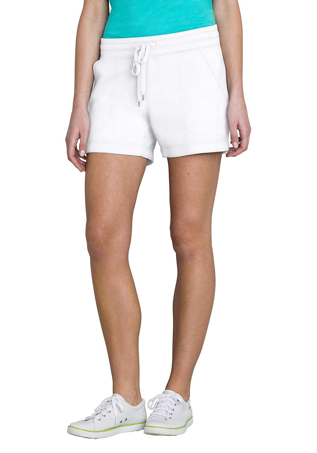 Eddie Bauer Damen French Terry-Shorts: Eddie Bauer: Amazon.de: Bekleidung