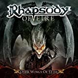 Rhapsody of Fire: Dark Wings of Steel (Ltd.Gatefold/Red Vinyl/1 [Vinyl LP] [Vinyl LP] (Vinyl)
