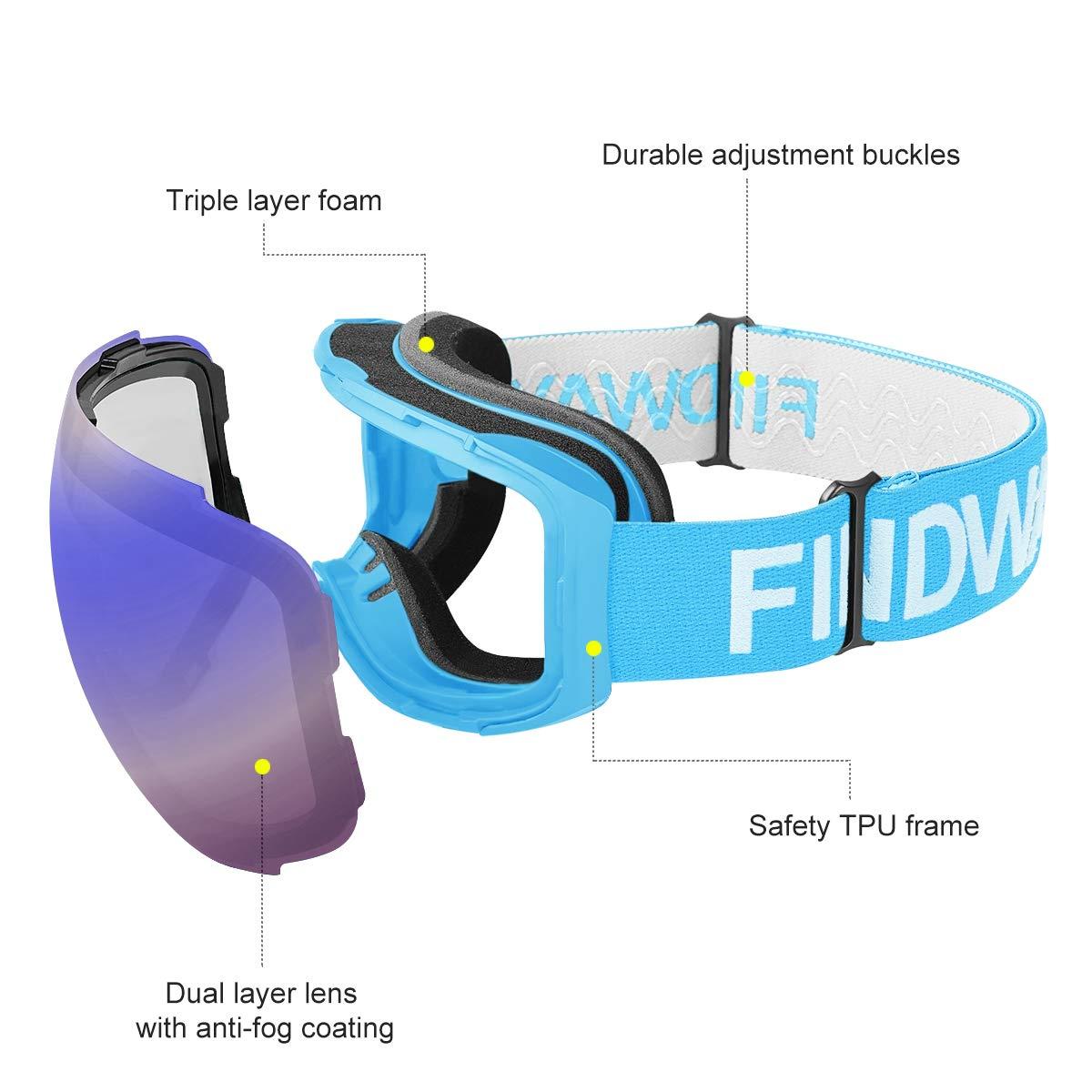 d72bb511b0a2 Kids Ski Goggles