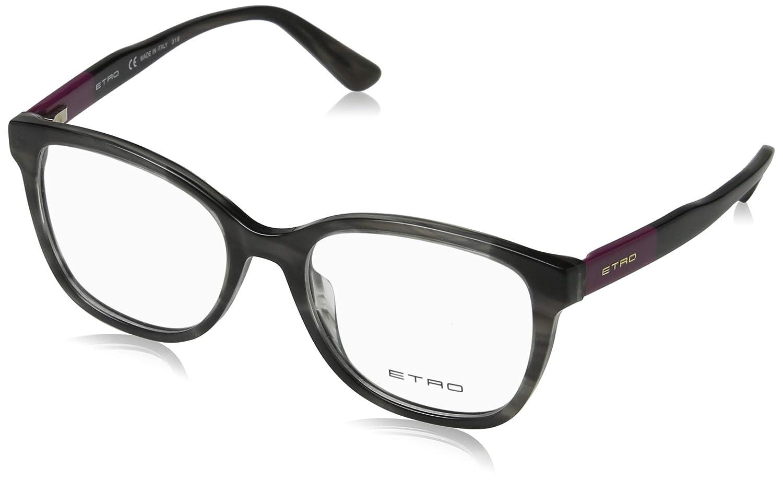 Eyeglasses Etro ET 2629 031 STRIPED GREY//CYCLAMEN