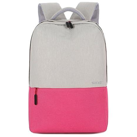 af6525461445d8 SOCKO Laptop Backpack 15.6 Inch,Stylish Slim Business Travel Backpack for Women  College Computer Bag