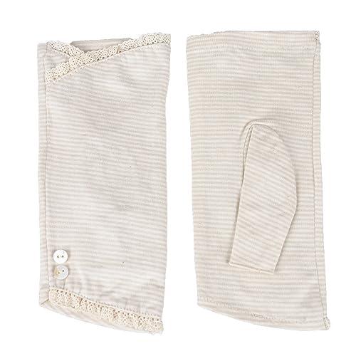 Kenmont verano Mujeres al aire libre Señora protección UV guantes mitones