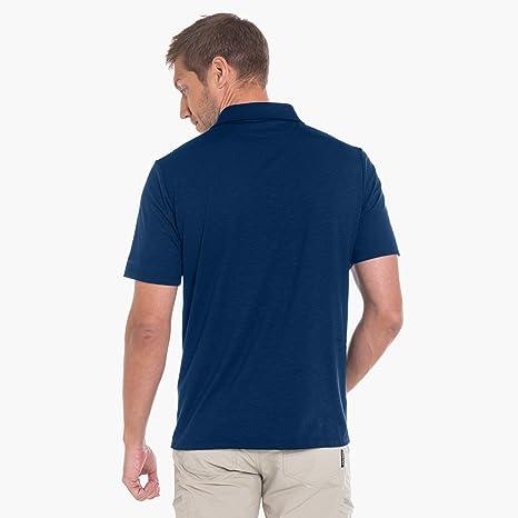 Sch/öffel Mens Polo Shirt Izmir1